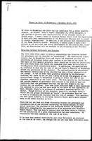 Report on visit to Mozambique - Dec. 12 - 17, 1975