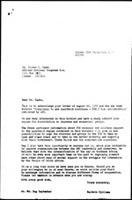 [Letter from B. Sjollema (WCC-PCR, Geneva) to O. Tambo (ANC, Lusaka)]