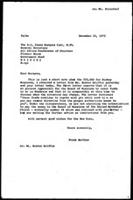 [Letter from F. Northam (WCC, Geneva) to B. Carr (AACC, Nairobi)]