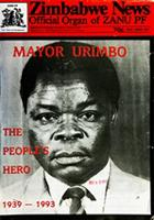 Zimbabwe News, Vol. 24, No. 7