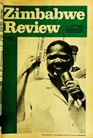 Zimbabwe Review, Quarterly Edition, Vol. 3, No. 2