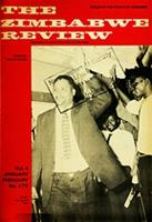 Zimbabwe Review, Vol. 4, No. 1, 1975