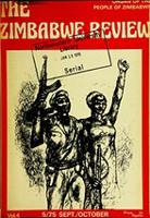 Zimbabwe Review, Vol. 4, No. 5, 1975