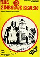 Zimbabwe Review, Vol. 5, No. 6, 1976