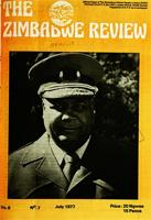 Zimbabwe Review, Vol. 6, No. 7, 1977