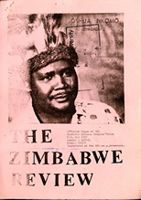 Zimbabwe Review, Nov. 30, 1974