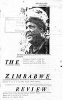 Zimbabwe Review, Apr. 4, 1970